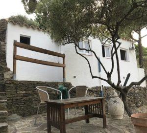 Bungalow con vistas al jardín-terraza
