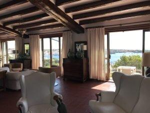 hotel-rec-de-palau-vistas desde el salon